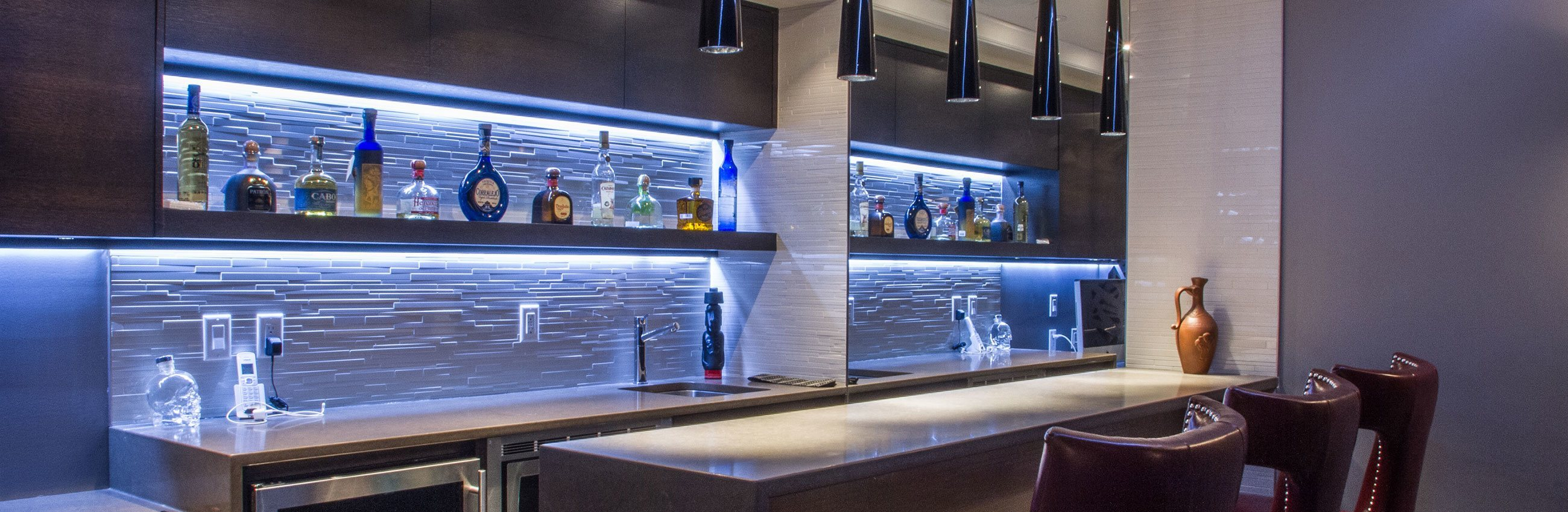 Athena Industries Bar Cabinets
